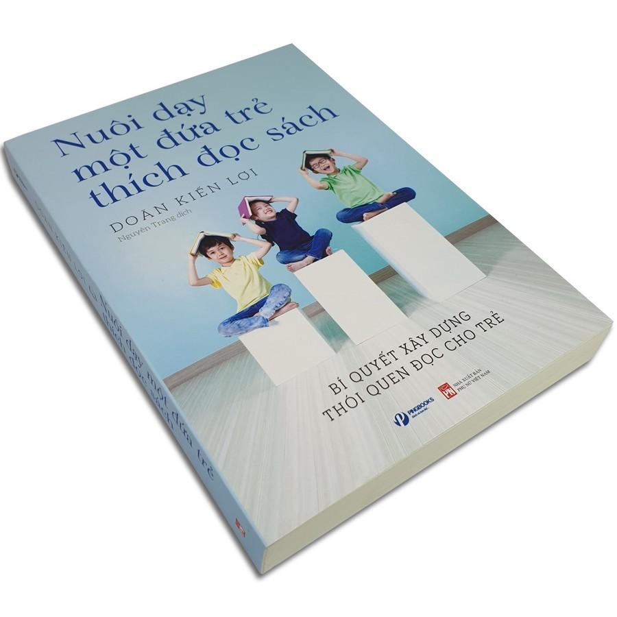Sách Nuôi Dạy Một Đứa Trẻ Thích Đọc Sách