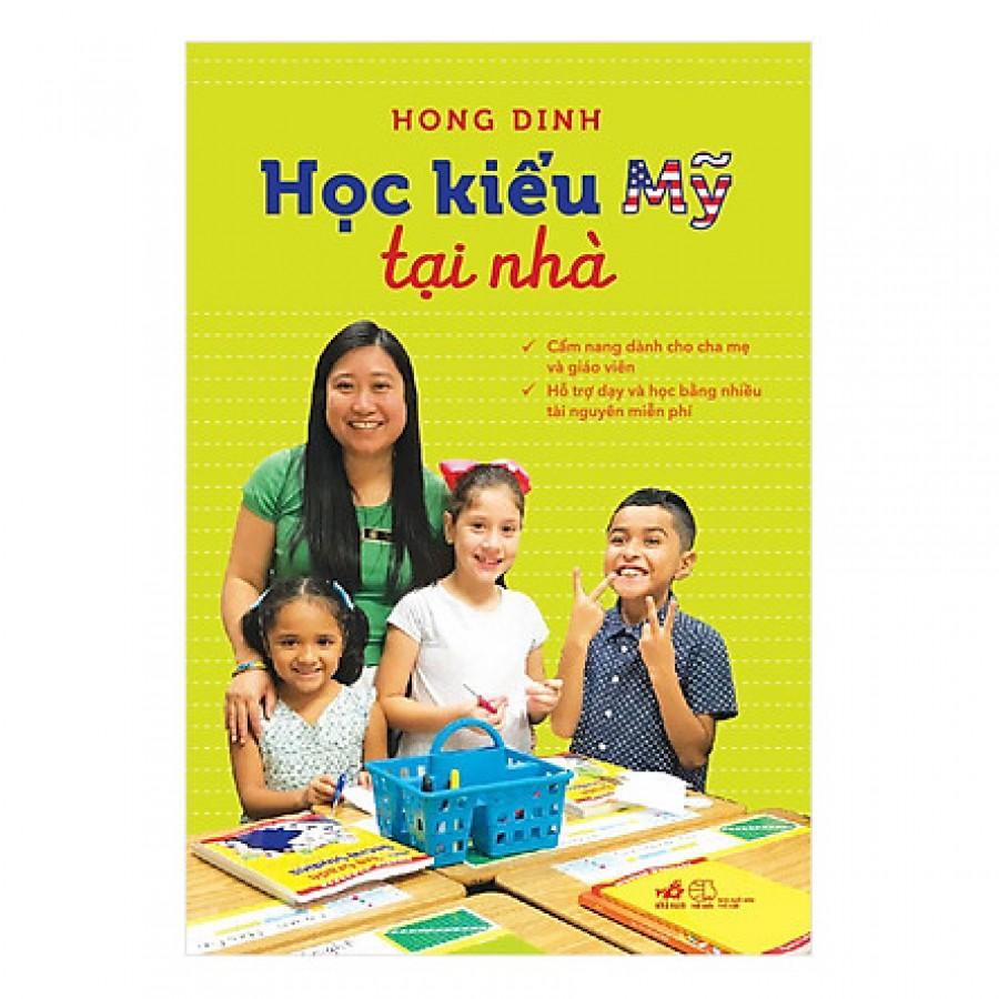 Sách Học Kiểu Mỹ Tại Nhà