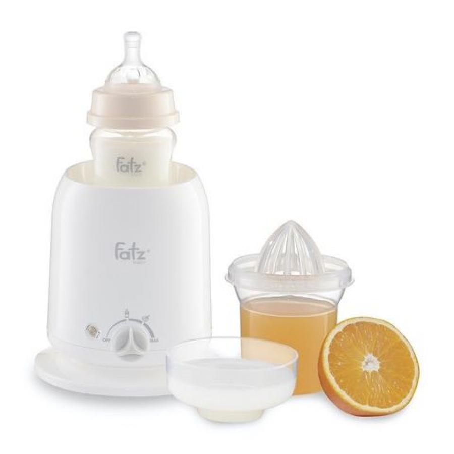 Máy Hâm Sữa FatzBaby FB3002SL 4 Chức Năng