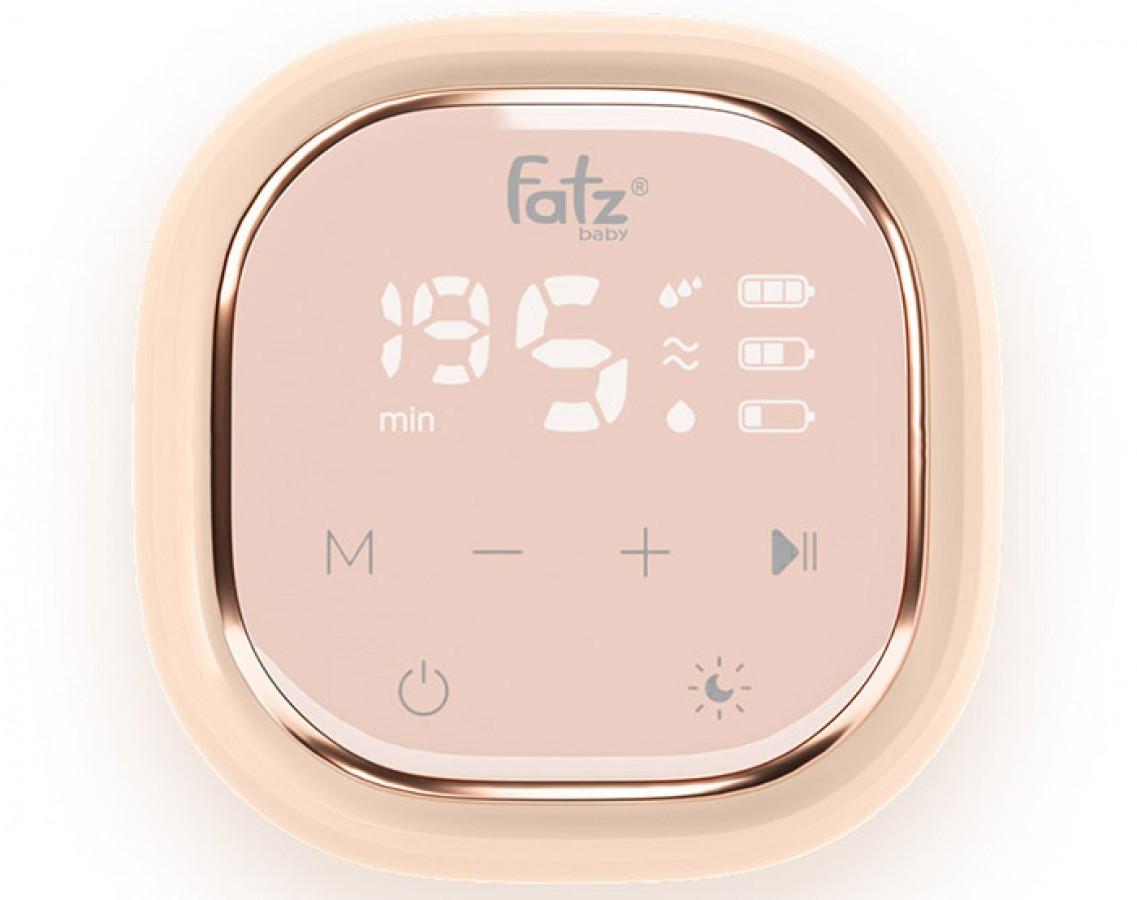 Máy Hút Sữa Điện Đôi Fatzbaby Resonance 3 FB1160VN