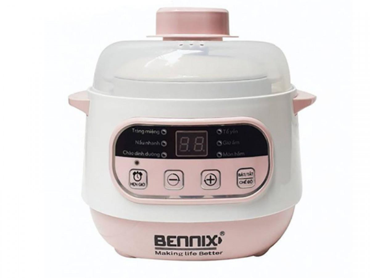 Nồi Nấu Chậm, Chưng Cách Thủy Đa Năng Bennix BN100A