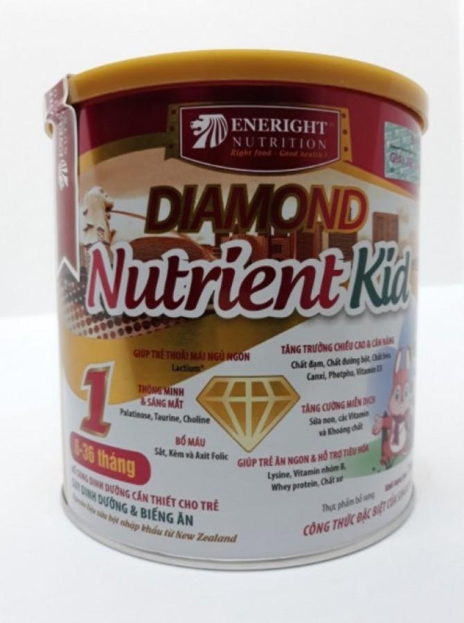 Sữa Diamond Nutrient Kid Số 1 Và Số 2 700g