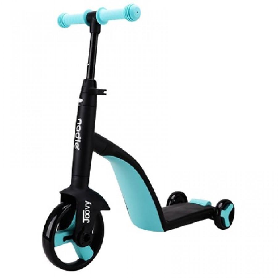 Xe Chòi Chân Kiêm Scooter Cho Bé Nadle TF3