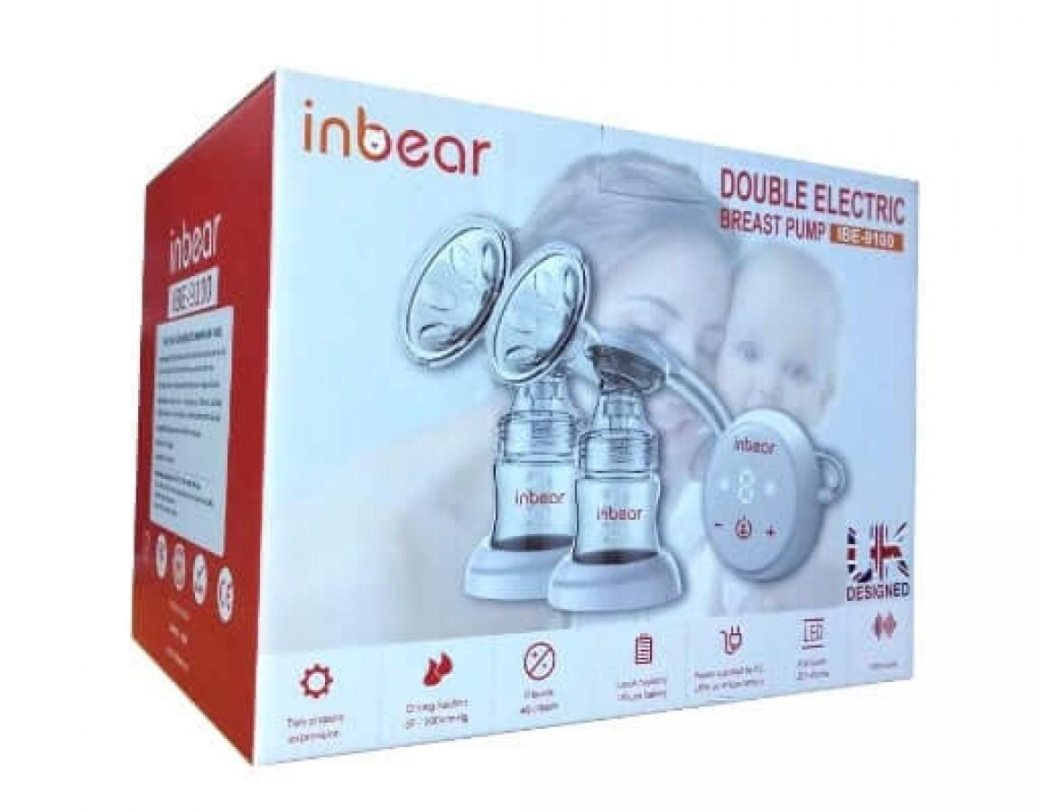 Máy Hút Sữa Điện Đôi Inbear Extra