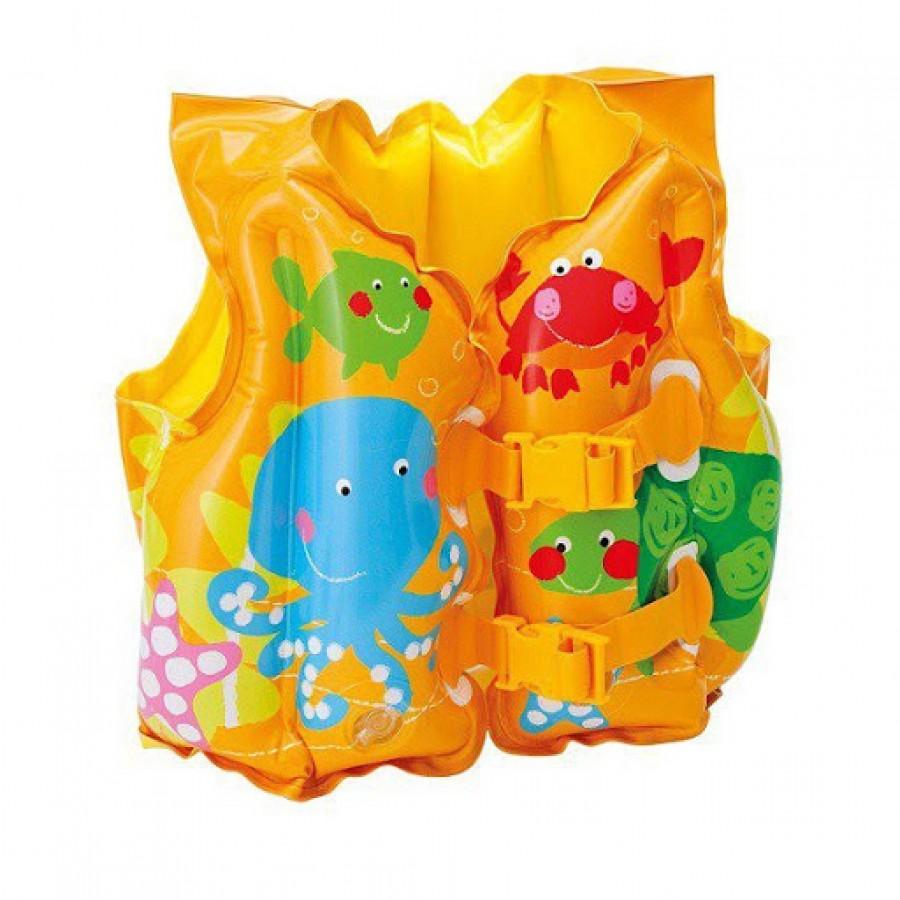 Áo Phao Bơi Cho Bé Intex 59661
