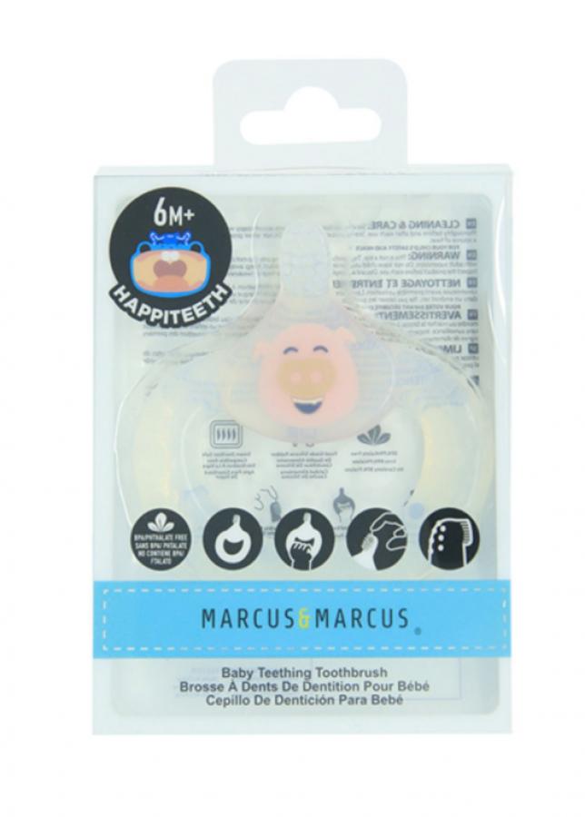Bàn Chải Đánh Răng Đa Năng Kiêm Gặm Nướu Marcus & Marcus