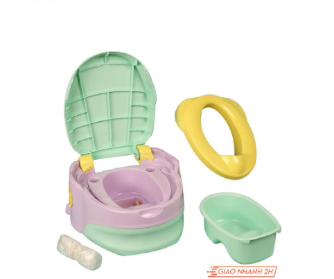 Bô Đa Năng BC Baby Care Có Nắp Gập Tiện Lợi Cho Bé BC8010