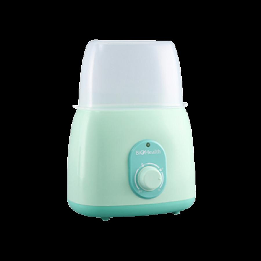 Máy Hâm Sữa Tiệt Trùng 2 Bình Sữa BioHealth BH9210