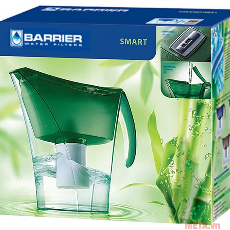 Bình Lọc Nước Barrier Smart BA SMT 3,3 L