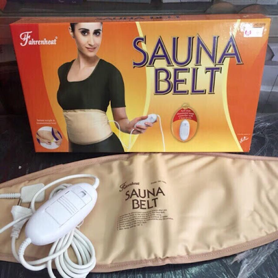 Đai Quấn Nóng Giảm Mỡ Sauna Belt
