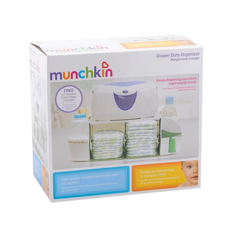 Giá Để Đồ Cho Bé Bằng Nhựa Munchkin 10266