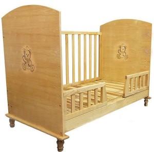 Cũi gỗ, nôi rung, ghế ăn