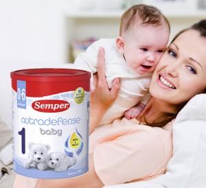 Sữa Semper