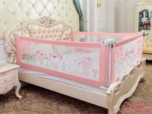 Thanh chắn giường