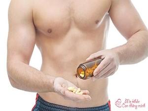 Vitamin & thực phẩm chức năng cho Bố