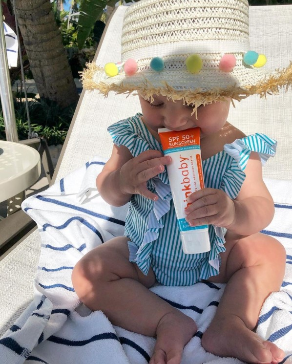 Kem chống nắng Thinkbaby Safe Sunscreen SPF 50+, Kem chống nắng Thinkbaby, Kem chống nắng Thinkbaby SPF 50, kem chống nắng thinkbaby safe sunscreen spf 50+ review