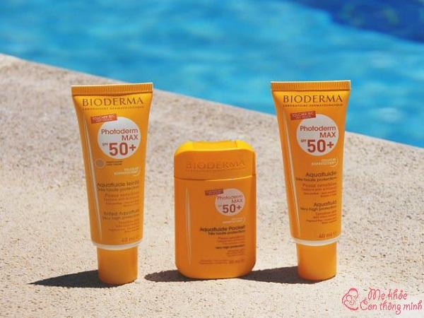 Đánh giá công dụng của kem chống nắng Bioderma có tốt không?